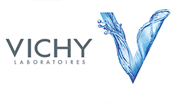 Het logo van Vichy