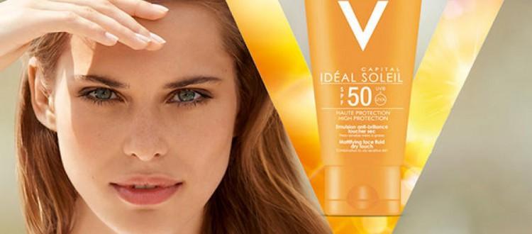 Zonbescherming ideal Soleil Vichy