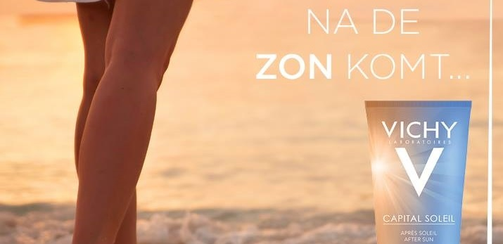 Aftersun Ideal Soleil Vichy